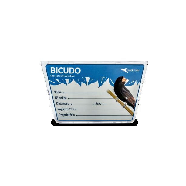 Placa De Identificação  Bicudo